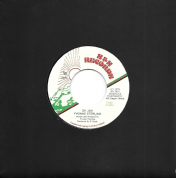 Yvonne Sterling - Oh Jah / Jah Scoop Rhythm (S&S Records / Jah Fingers) 7""